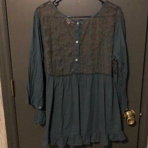 Cost Plus World Market Tops - Long sleeve shirt
